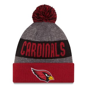 Gorro Touca Arizona Cardinals Gray Sideline - New Era