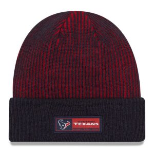 Gorro Touca Houston Texans Sideline Official - New Era