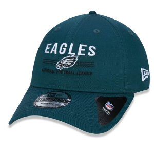 Boné Philadelphia Eagles 920 Logo Stripes - New Era
