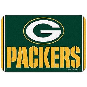 Tapete Decorativo Boas-Vindas NFL 51x76 Green Bay Packers