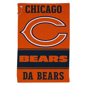 Toalha Sport NFL 40x64cm Chicago Bears