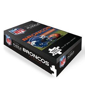 Quebra-Cabeça Team Puzzle 150pcs Denver Broncos