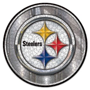 Quebra-Cabeça Team Puzzle 500pcs Pittsburgh Steelers