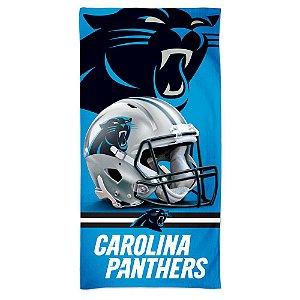 Toalha de Praia e Banho Spectra Carolina Panthers