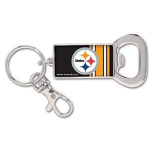 Chaveiro Abridor de Garrafas NFL Pittsburgh Steelers