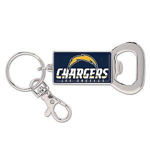 Chaveiro Abridor de Garrafas NFL Los Angeles Chargers