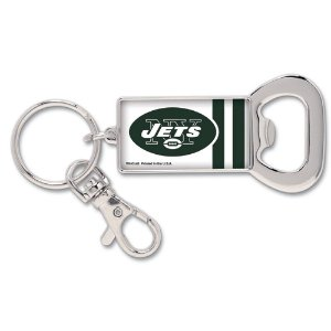 Chaveiro Abridor de Garrafas NFL New York Jets