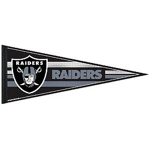 Flâmula Extra Grande Classic Oakland Raiders