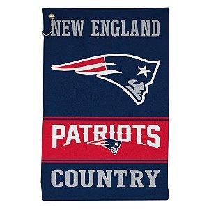 Toalha Sport NFL 40x64cm New England Patriots