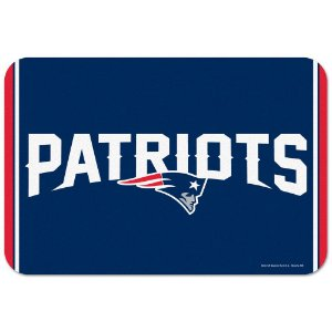 Tapete Decorativo Boas-Vindas NFL 51x76 New England Patriots