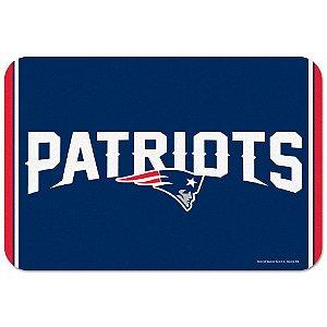 Tapete Decorativo Boas-Vindas NFL 51x76 New England Patriots