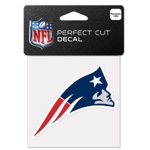 Adesivo Perfect Cut NFL New England Patriots