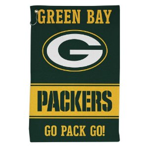 Toalha Sport NFL 40x64cm Green Bay Packers