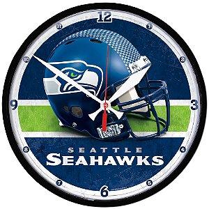 Relógio de Parede NFL Seattle Seahawks 32cm