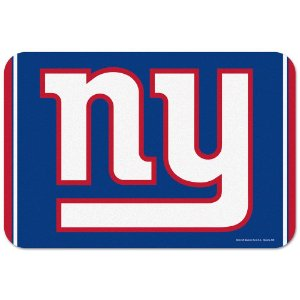 Tapete Decorativo Boas-Vindas NFL 51x76 New York Giants