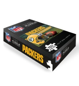 Quebra-Cabeça Team Puzzle 150pcs Green Bay Packers