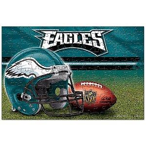 Quebra-Cabeça Team Puzzle 150pcs Philadelphia Eagles