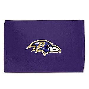 Toalha Torcedor NFL Fan 38x63cm Baltimore Ravens