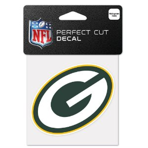 Adesivo Perfect Cut NFL Green Bay Packers
