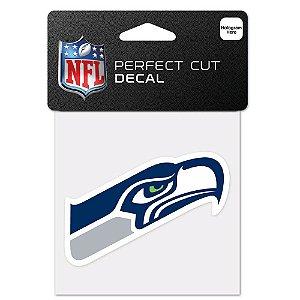Adesivo Perfect Cut NFL Seattle Seahawks