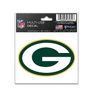 Adesivo Multi-Uso 8x10 NFL Green Bay Packers