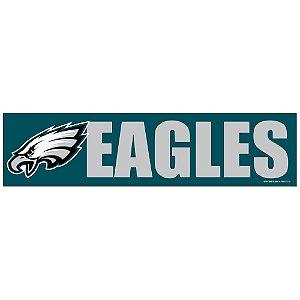 Adesivo Faixa Bumper Strip 30x7,5 Philadelphia Eagles