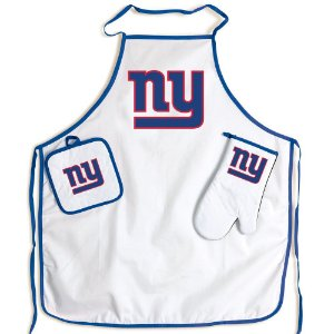 Kit Churrasqueiro Tailgate New York Giants
