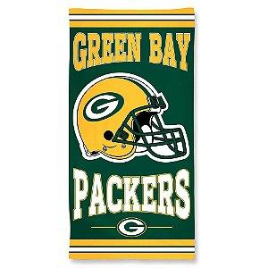 Toalha de Praia e Banho Standard Green Bay Packers