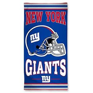 Toalha de Praia e Banho Standard New York giants