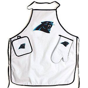 Kit Churrasqueiro Tailgate Carolina Panthers