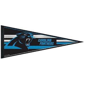 Flâmula Extra Grande Classic Carolina Panthers
