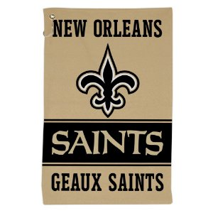 Toalha Sport NFL 40x64cm New Orleans Saints