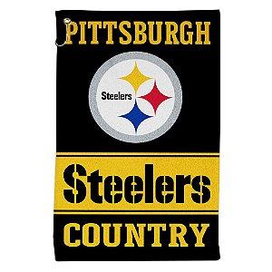 Toalha Sport NFL 40x64cm Pittsburgh Steelers