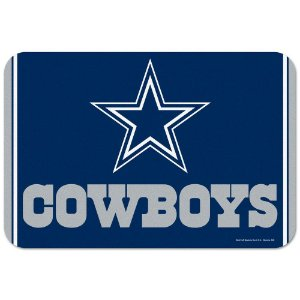 Tapete Decorativo Boas-Vindas NFL 51x76 Dallas Cowboys