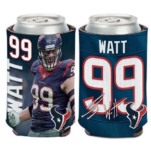 Porta Latinha Player JJ Watt Houston Texans