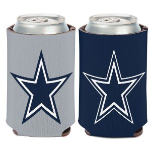 Porta Latinha Logo Team Dallas Cowboys