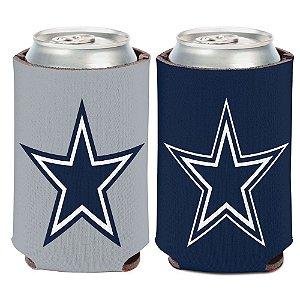 Porta Latinha Logo Team Dallas Cowboys