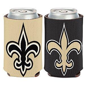 Porta Latinha Logo Team New Orleans Saints
