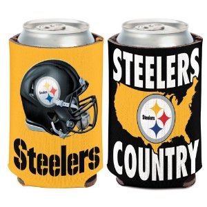 Porta Latinha State Team Pittsburgh Steelers