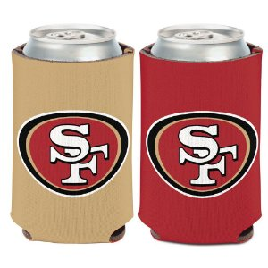 Porta Latinha Logo Team San Francisco 49ers