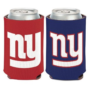 Porta Latinha Logo Team New York Giants