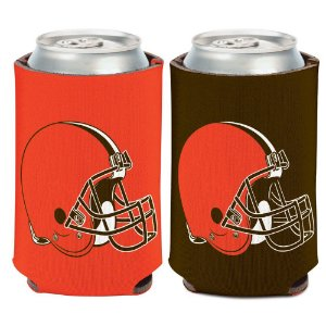 Porta Latinha Logo Team Cleveland Browns