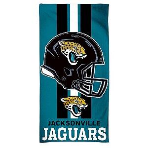 Toalha de Praia e Banho Standard Jacksonville Jaguars