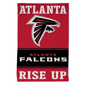 Toalha Sport NFL 40x64cm Atlanta Falcons
