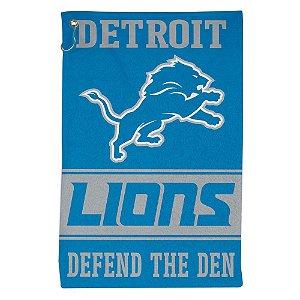 Toalha Sport NFL 40x64cm Detroit Lions