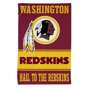 Toalha Sport NFL 40x64cm Washington Redskins
