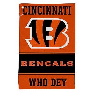 Toalha Sport NFL 40x64cm Cincinnati Bengals