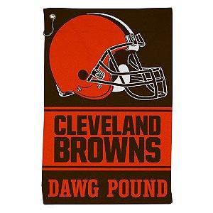 Toalha Sport NFL 40x64cm Cleveland Browns