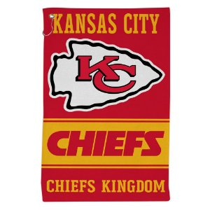 Toalha Sport NFL 40x64cm Kansas City Chiefs