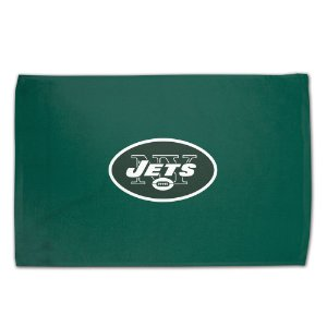 Toalha Torcedor NFL Fan 38x63cm New York Jets